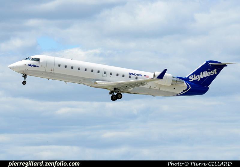 Pierre GILLARD: SkyWest Airlines &emdash; 2014-402109