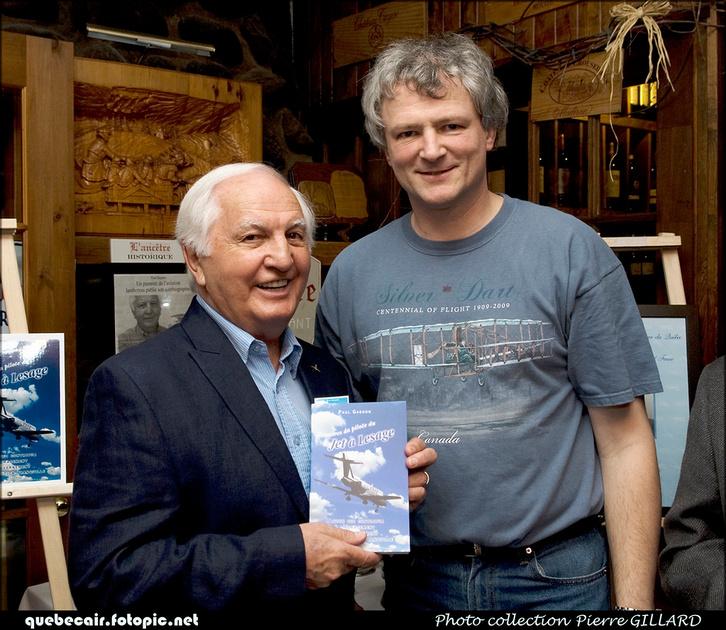 Pierre GILLARD: 2010-05-15 - Lancement du livre de Paul Gagnon &emdash; 2010-12489