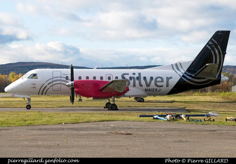 Pierre GILLARD: Silver Airways &emdash; 2012-129393