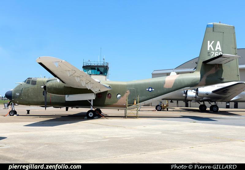 Pierre GILLARD: U.S.A. : Air Mobility Command Museum - Dover AFB, DE &emdash; 2015-604602