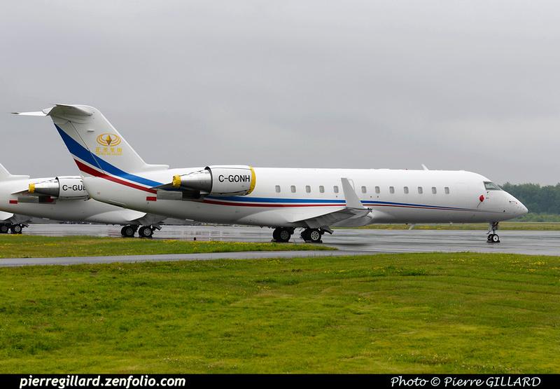 Pierre GILLARD: Canada - Bombardier Montréal &emdash; 2014-403864