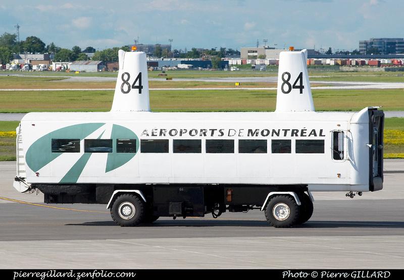 Pierre GILLARD: Canada : CYUL - Montréal-Pierre-Elliott-Trudeau (Dorval), QC &emdash; 2013-309426