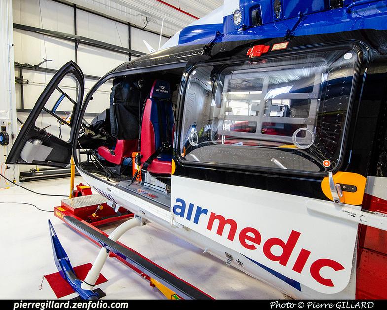 Pierre GILLARD: Canada - Airmedic &emdash; 2021-713921