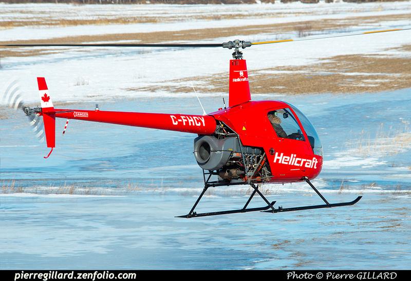 Pierre GILLARD: Canada - Helicraft &emdash; 2021-625999