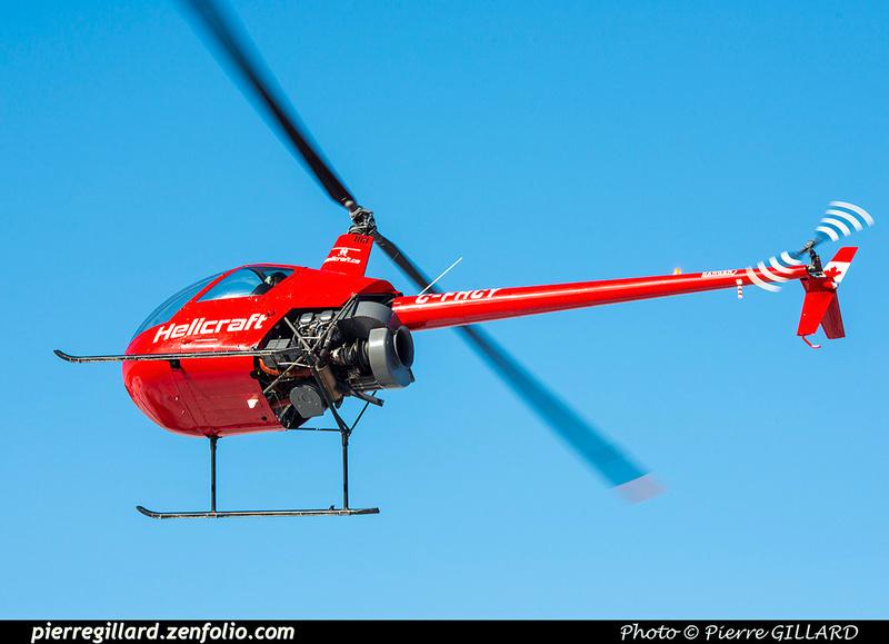 Pierre GILLARD: Canada - Helicraft &emdash; 2021-626040