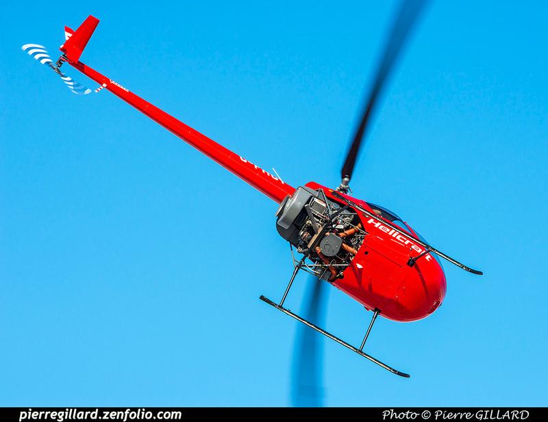 Pierre GILLARD: Canada - Helicraft &emdash; 2021-626053