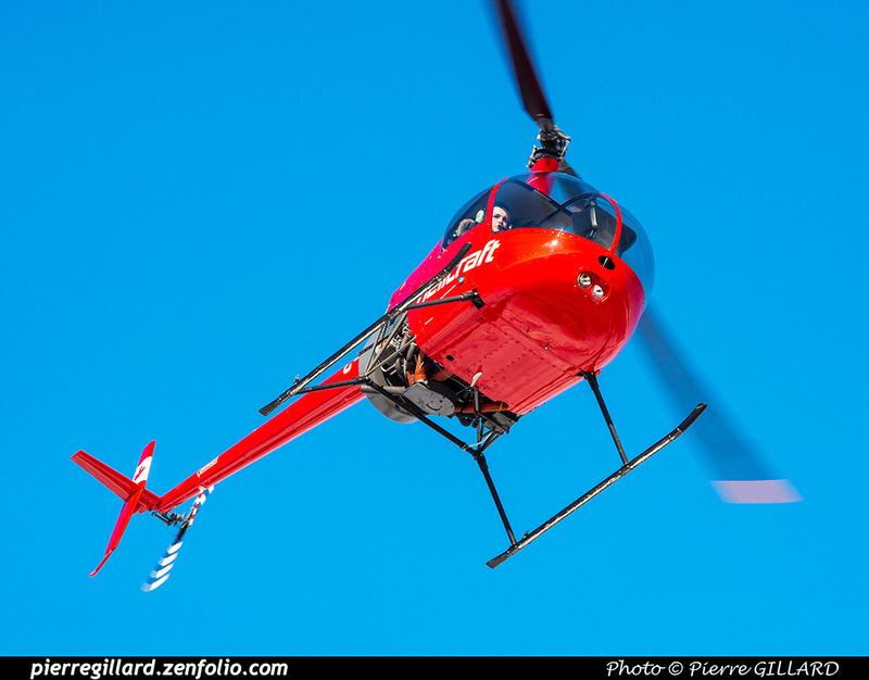 Pierre GILLARD: Canada - Helicraft &emdash; 2021-626068