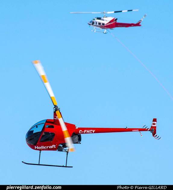Pierre GILLARD: Canada - Helicraft &emdash; 2021-804362