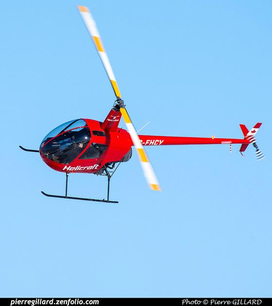 Pierre GILLARD: Canada - Helicraft &emdash; 2021-804365