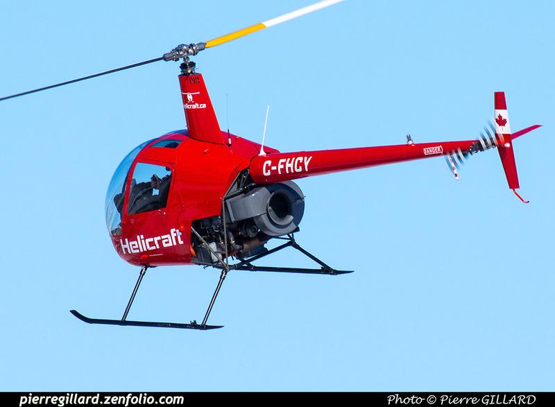 Pierre GILLARD: Canada - Helicraft &emdash; 2021-804315
