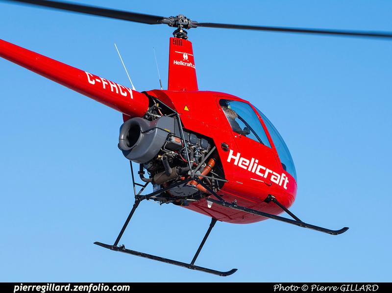 Pierre GILLARD: Canada - Helicraft &emdash; 2021-804350