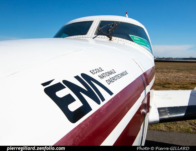 Pierre GILLARD: Piper PA31P C-GAFG &emdash; 2021-429224