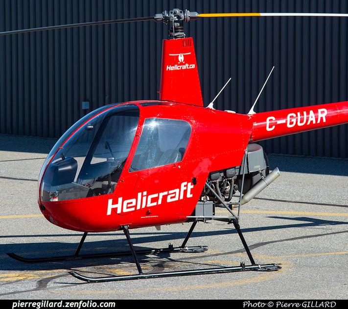 Pierre GILLARD: Canada - Helicraft &emdash; 2021-626216