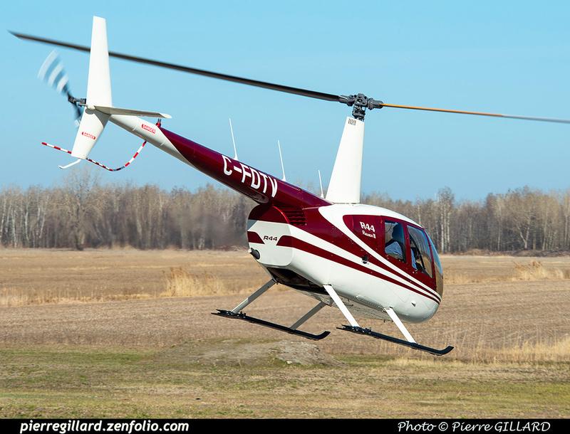 Pierre GILLARD: Canada - Hélicoptères privés - Private Helicopters &emdash; 2021-626247