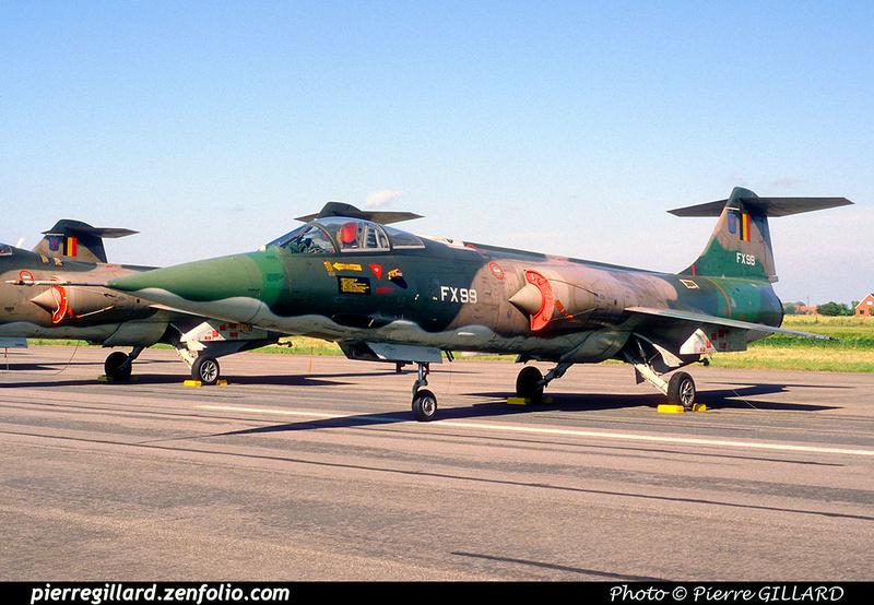 Pierre GILLARD: Air Force &emdash; 055659