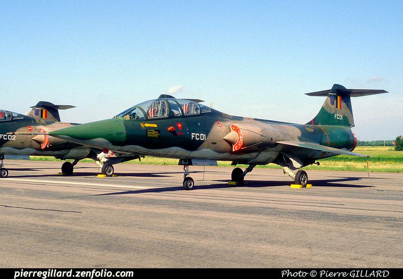 Pierre GILLARD: Air Force &emdash; 055662