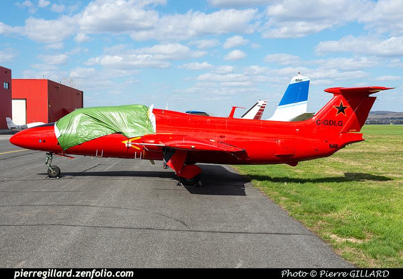 Pierre GILLARD: Vintage Jets - Anciens jets &emdash; 2021-429306