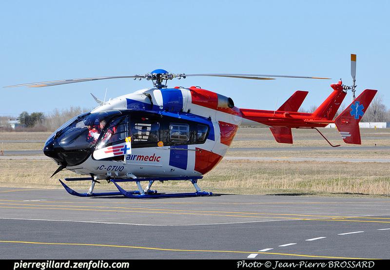 Pierre GILLARD: Canada - Airmedic &emdash; 030614
