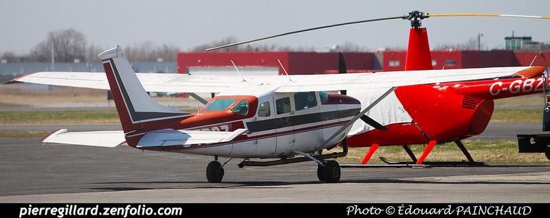 Pierre GILLARD: Private Aircraft - Avions privés : Canada &emdash; 030611