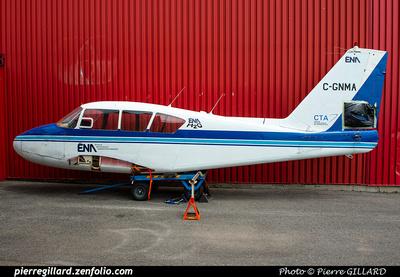 Pierre GILLARD: Piper PA23 C-GNMA &emdash; 2021-429372