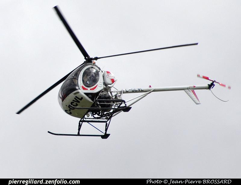 Pierre GILLARD: Canada - Foxair Heliservice-Hélicopro &emdash; 030627