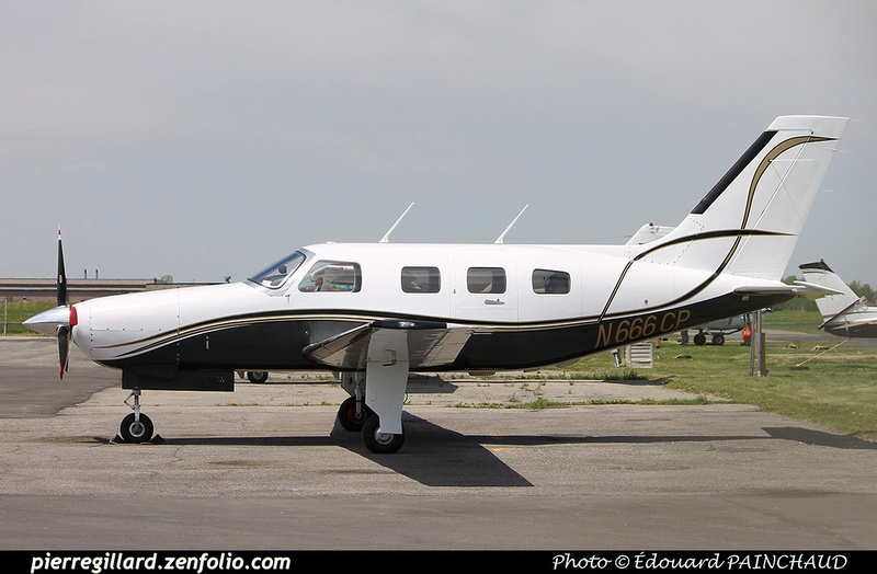 Pierre GILLARD: Private Aircraft - Avions privés : U.S.A. &emdash; 030625