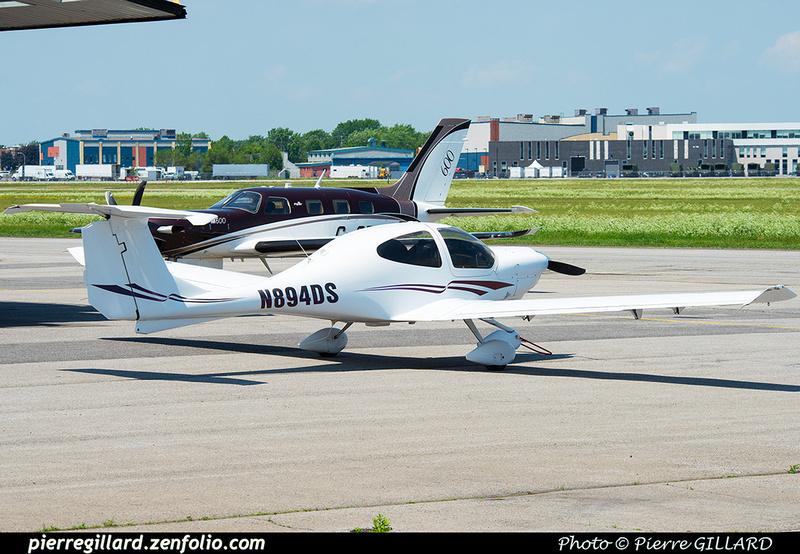 Pierre GILLARD: Private Aircraft - Avions privés : U.S.A. &emdash; 2021-626485