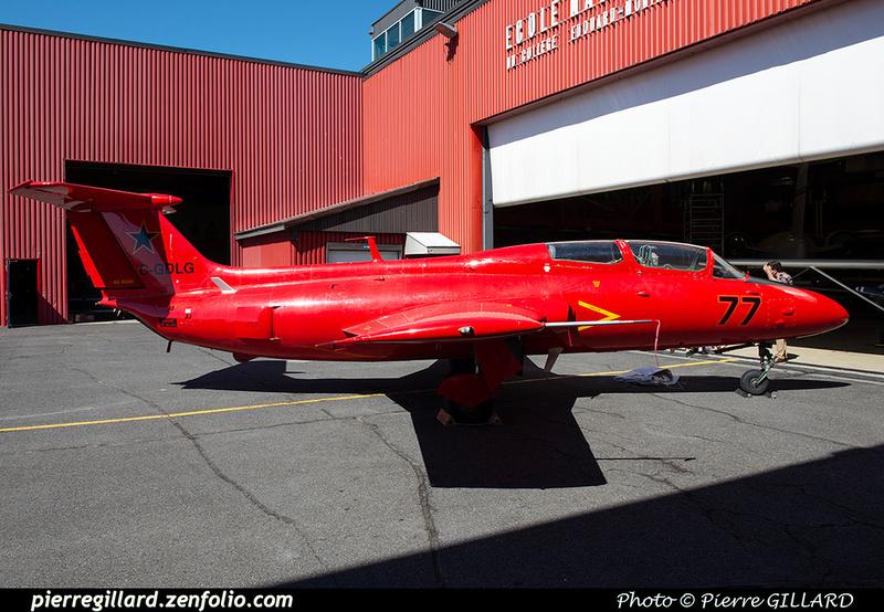 Pierre GILLARD: 2021-06-02 - Présentation de l'Aero L-29 Delfin à l'ÉNA &emdash; 2021-429527