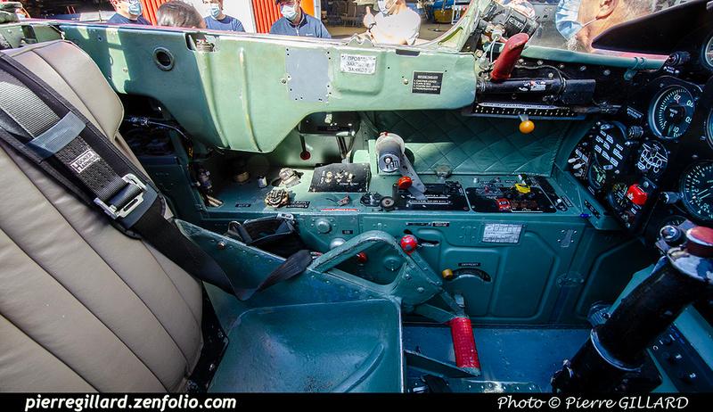 Pierre GILLARD: 2021-06-02 - Présentation de l'Aero L-29 Delfin à l'ÉNA &emdash; 2021-714203