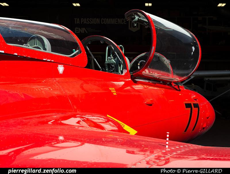 Pierre GILLARD: 2021-06-02 - Présentation de l'Aero L-29 Delfin à l'ÉNA &emdash; 2021-429509