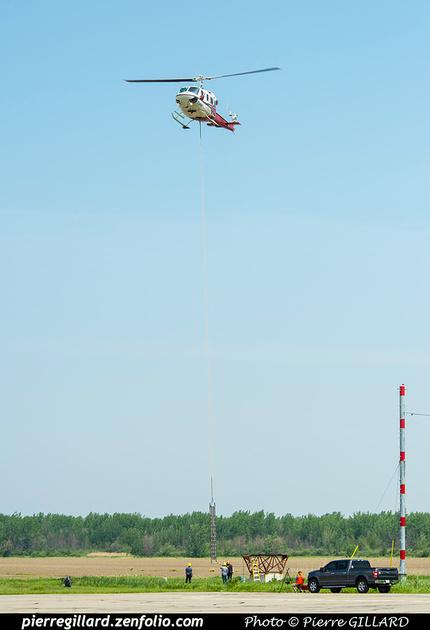 Pierre GILLARD: Canada - Mustang Helicopters &emdash; 2021-626503