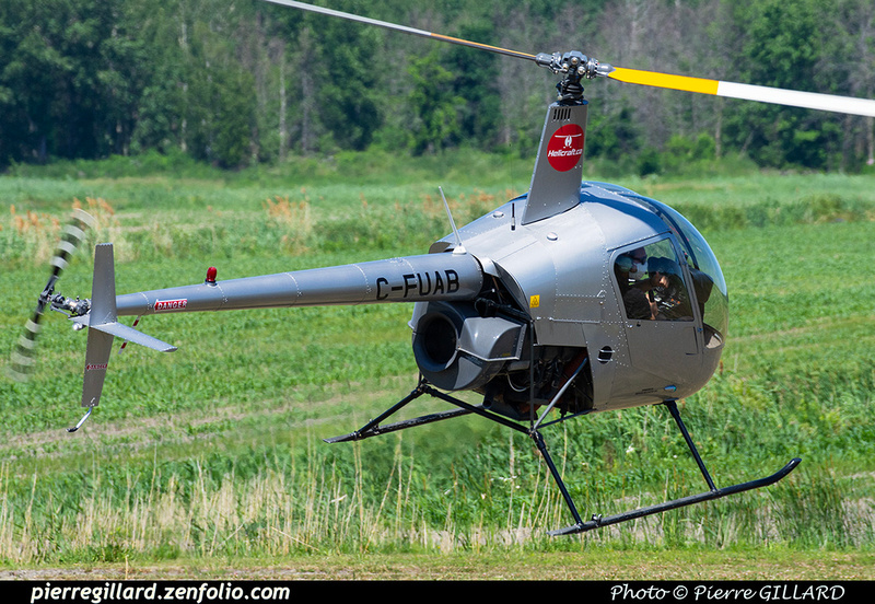 Pierre GILLARD: Canada - Helicraft &emdash; 2021-804523