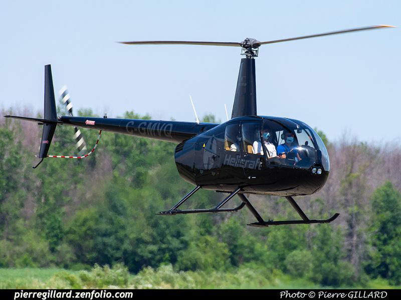 Pierre GILLARD: Canada - Helicraft &emdash; 2021-804539