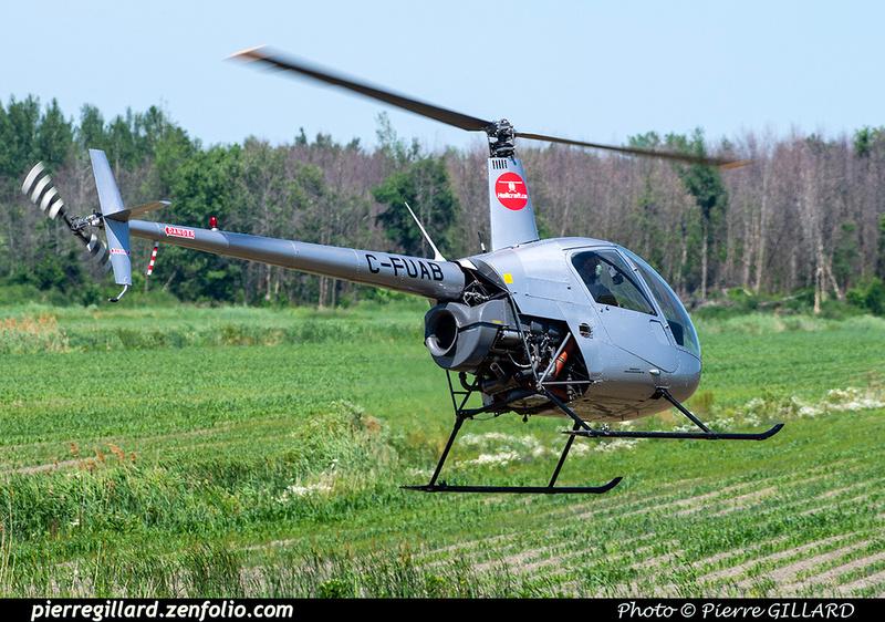Pierre GILLARD: Canada - Helicraft &emdash; 2021-804531