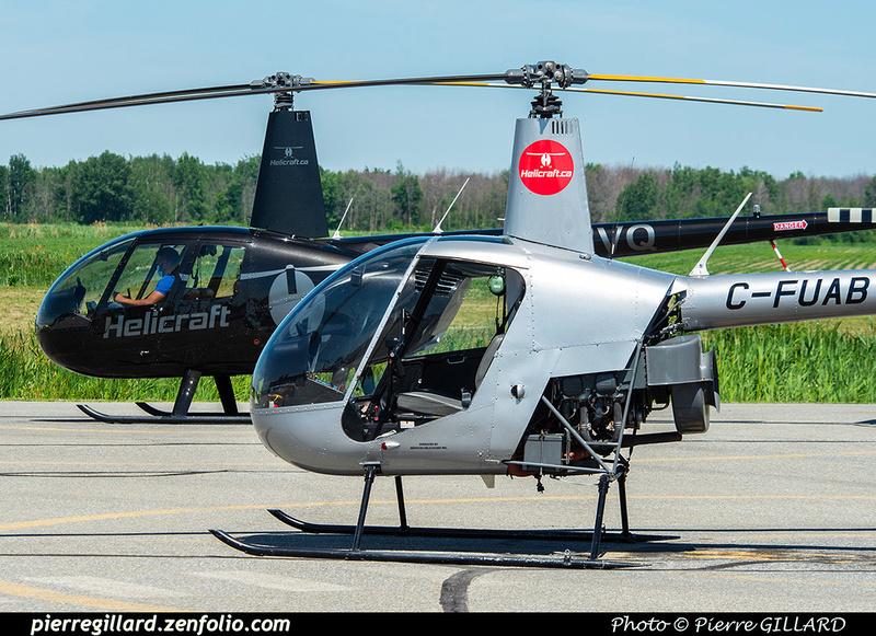 Pierre GILLARD: Canada - Helicraft &emdash; 2021-626533
