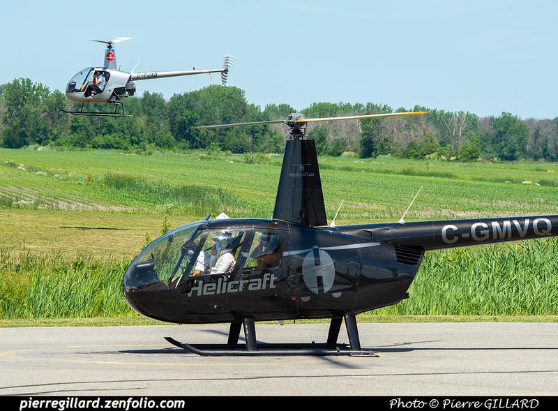 Pierre GILLARD: Canada - Helicraft &emdash; 2021-626549