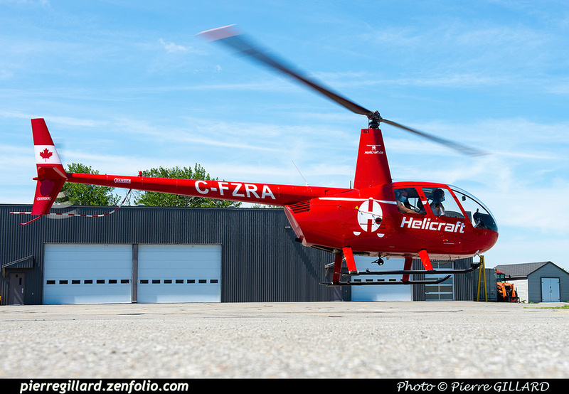 Pierre GILLARD: Canada - Helicraft &emdash; 2021-429548