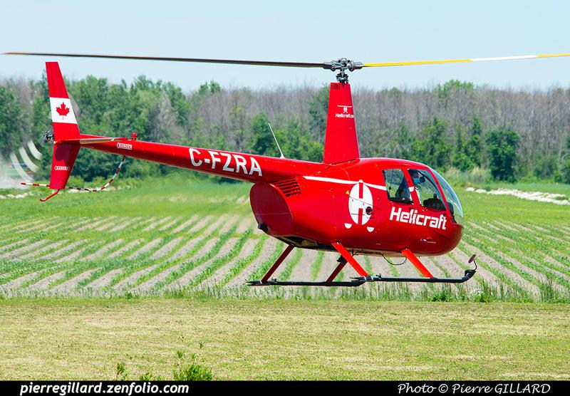 Pierre GILLARD: Canada - Helicraft &emdash; 2021-626633