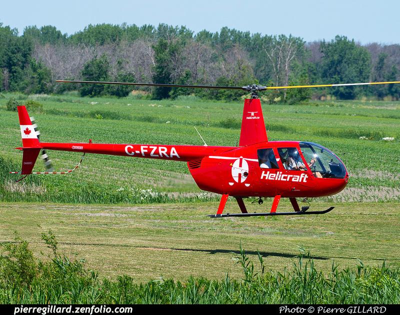 Pierre GILLARD: Canada - Helicraft &emdash; 2021-804516