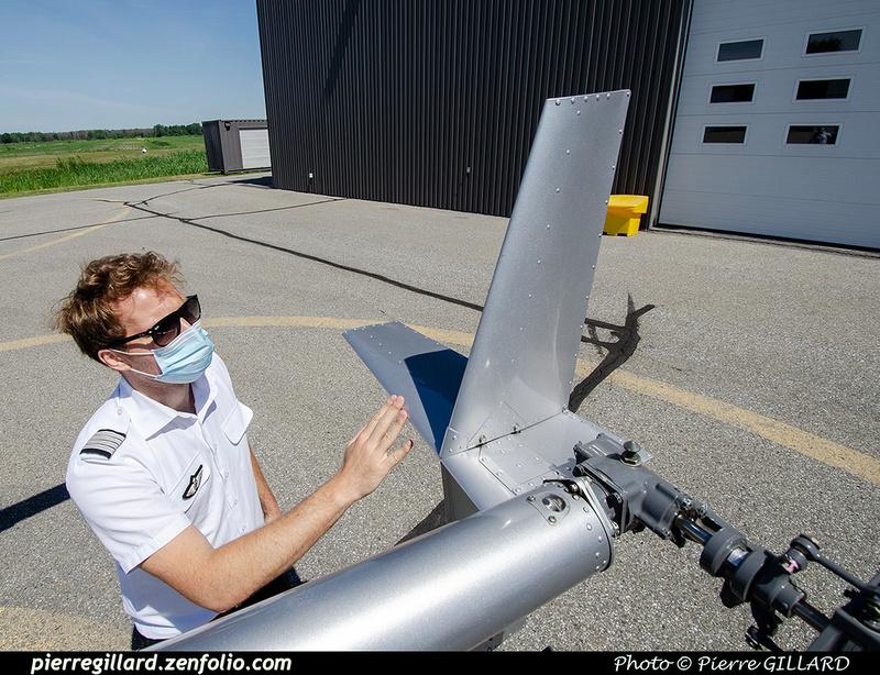 Pierre GILLARD: Canada - Helicraft - People &emdash; 2021-714233