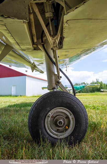 Pierre GILLARD: 2021-06-16 - Découverte de l'avion à Saint-Anselme &emdash; 2021-429617