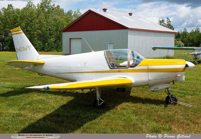 Pierre GILLARD: 2021-06-16 - Découverte de l'avion à Saint-Anselme &emdash; 2021-429577