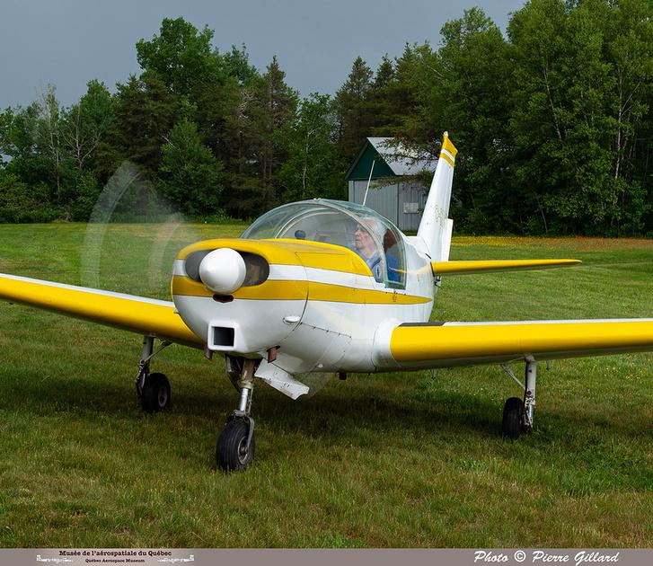 Pierre GILLARD: 2021-06-16 - Découverte de l'avion à Saint-Anselme &emdash; 2021-429659