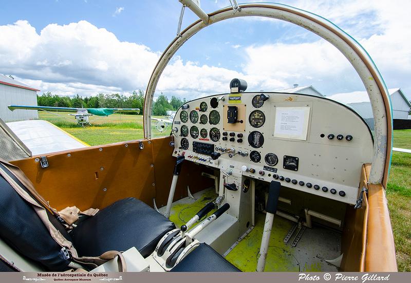Pierre GILLARD: 2021-06-16 - Découverte de l'avion à Saint-Anselme &emdash; 2021-714259