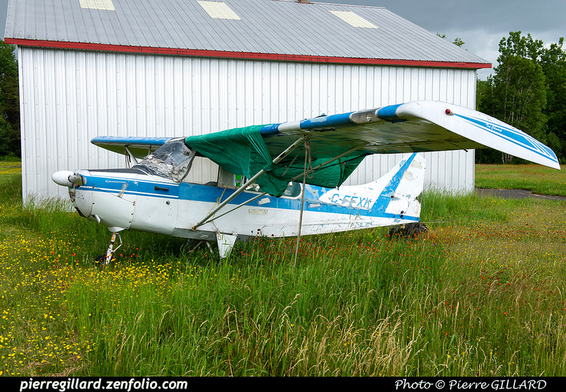 Pierre GILLARD: Private Aircraft - Avions privés : Canada &emdash; 2021-429664