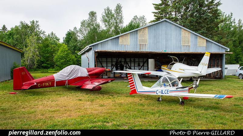 Pierre GILLARD: Private Aircraft - Avions privés : Canada &emdash; 2021-429671