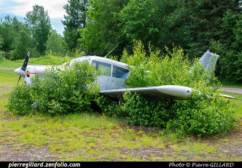 Pierre GILLARD: Private Aircraft - Avions privés : Canada &emdash; 2021-429704