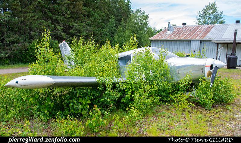 Pierre GILLARD: Private Aircraft - Avions privés : Canada &emdash; 2021-429707