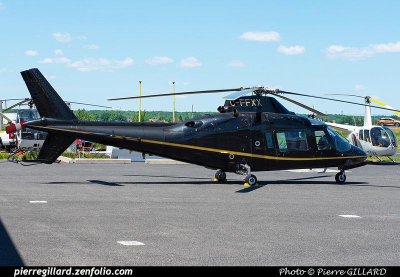 Pierre GILLARD: Canada - Foxair Heliservice-Hélicopro &emdash; 2021-429722