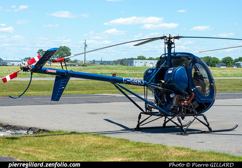 Pierre GILLARD: Canada - Hélicoptères privés - Private Helicopters &emdash; 2021-429734